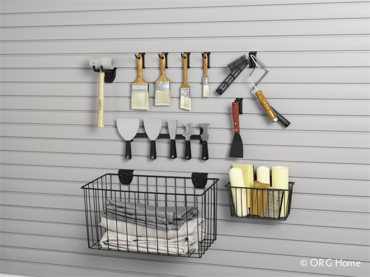 Garage Organization Systems, Garage Storage | Carolina Custom Garages
