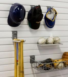 garage sports storage