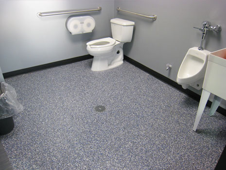 Commercial Garage Cabinets And Epoxy Floor Coatings