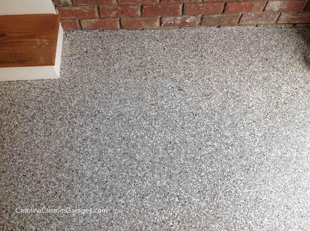 Epoxy Garage Floor Raleigh
