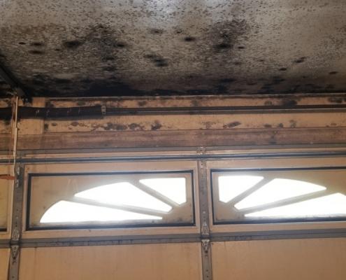 how moisture affects garages
